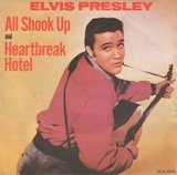 """All Shook Up"" by Elvis Presley"