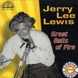 """Great Balls of Fire"" by Jerry Lee Lewis"