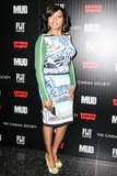 Taraji P. Henson wore Spring 2013 Mary Katrantzou at The Cinema Society's screening of Mud in New York. Source: Matteo Prandoni/BFAnyc.com