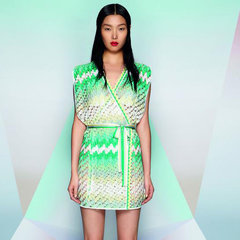 Missoni 2013 Summer Beachwear Lookbook: Bikinis, Swimwear