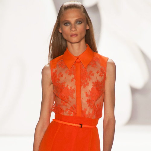 Spring Color Trend | Orange