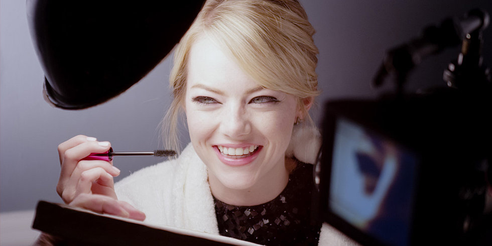 "Emma Stone: ""I Have the Driest Skin on the Planet"""