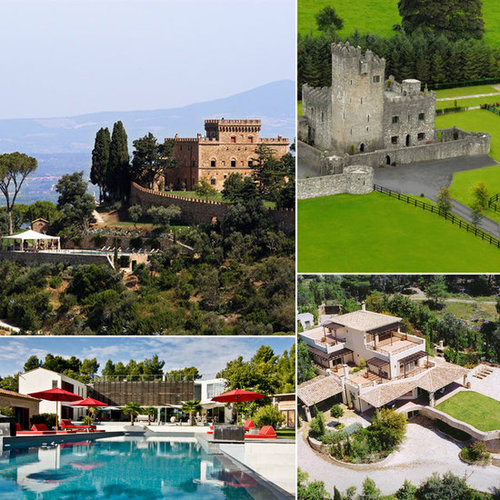 From medieval castles to private villas, these luxury Airbnb houses are high-priced and seriously stunning. POPSUGAR Smart Living has a collection of dreamy venues all cashing in at over $3,000.