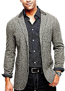 JF J. Ferrar® Knit Jacket