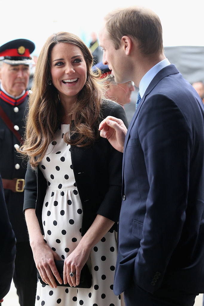 Kate Teams Up With Will and Harry For a Muggle Movie Studio Tour