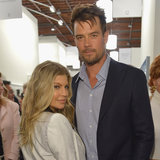Fergie, Josh Duhamel, Sean Penn, Rachel Zoe At Paris Photo