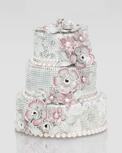 Judith Leiber Cake Clutch Bag