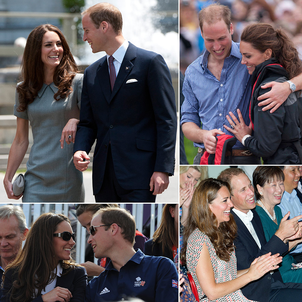 Prince William and Kate Middleton's 50 Best Married Moments!