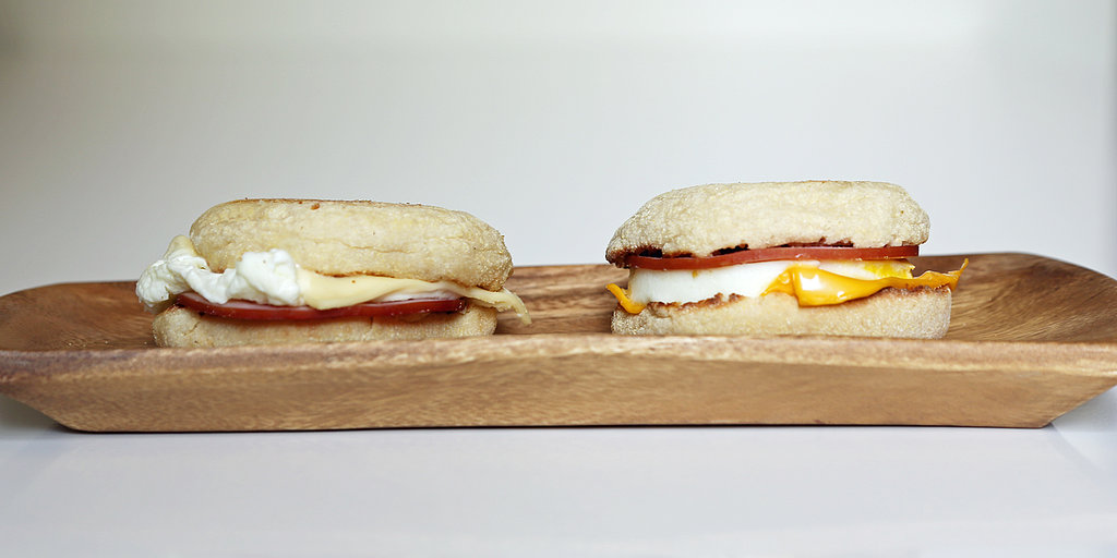Taste Test: McDonald's New Egg White Delight McMuffin