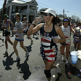 How Much Water Should You Drink While Running a Marathon?