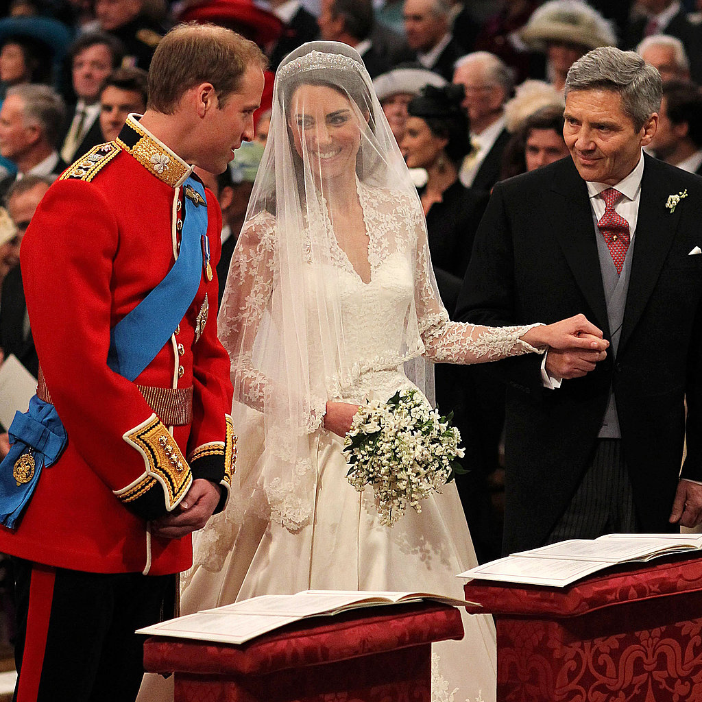 Look of Love: William and Kate's Sweetest Altar Moments