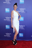 Nicole Trunfio at the Tribeca Talks: Battle of amfAR in New York.