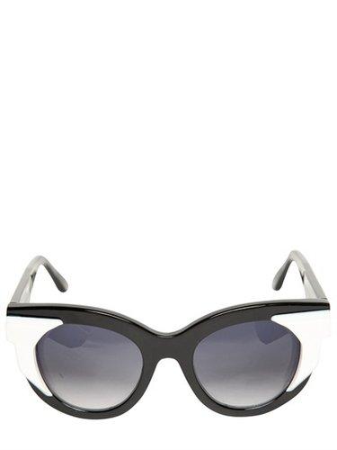 Slutty Cat Eye Acetate Sunglasses