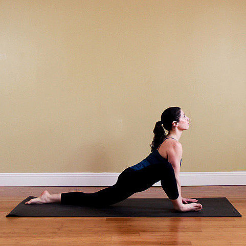How Running Affects Yoga Practice