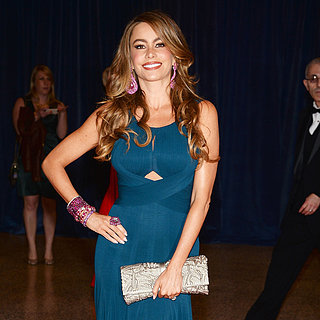 Sofia Vergara at the White House Correspondents' Dinner 2013