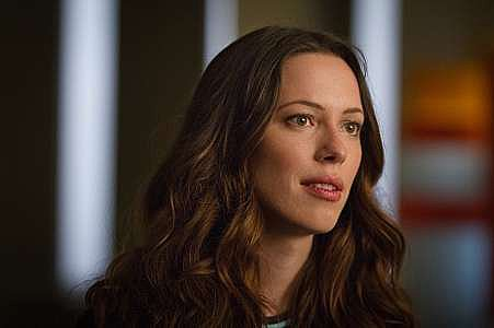 Rebecca Hall in Iron Man 3.