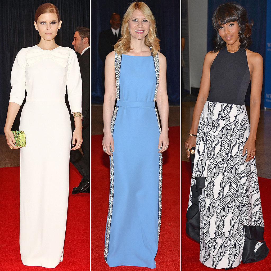 The Hollywood Crowd Wows at the White House Correspondents' Dinner
