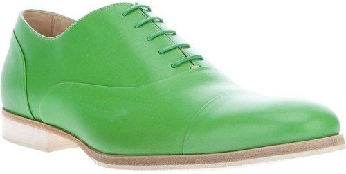 Mr. Hare 'Miller' oxford shoe