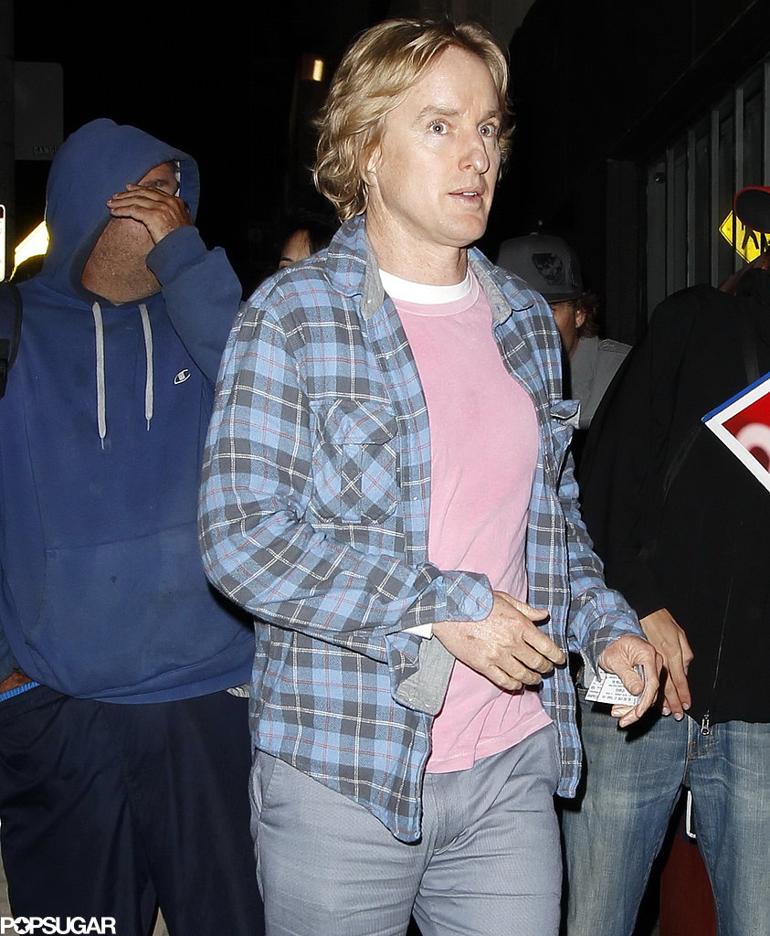 Owen Wilson Photos