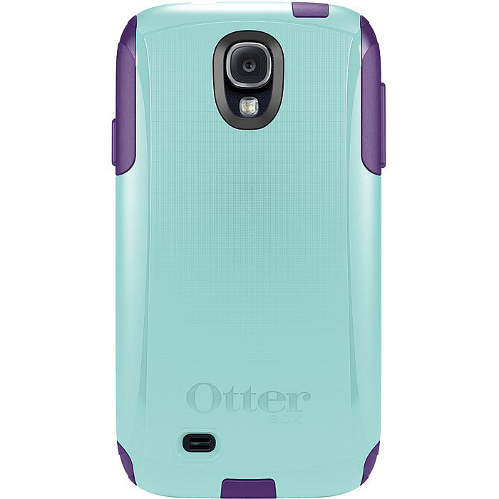 Get tough with your new toy by storing it in Otterbox's S4 Commuter Series Case ($35). Inner and outer cushions keep the phone case in falls from slippery hands.