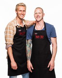 Fitness Interview With Luke and Scott From My Kitchen Rules