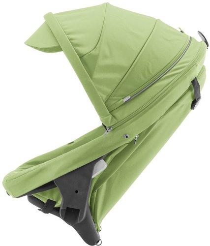 Stokke Crusi Sibling Seat - Light Green