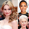 Celebrity Beauty Looks from the 2013 Laurence Olivier Awards