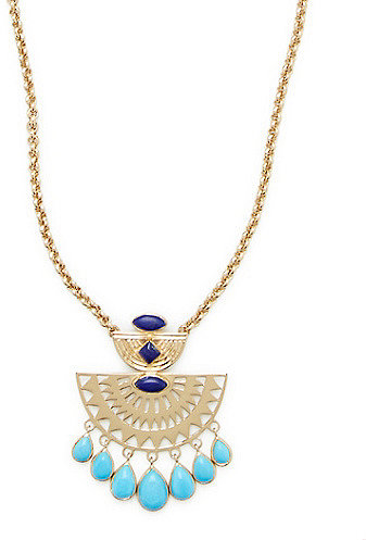Amrapali Collection Chandelier Pendant Necklace