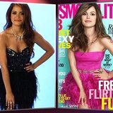 Get the Look: Rachel Bilson's Cosmo Cover