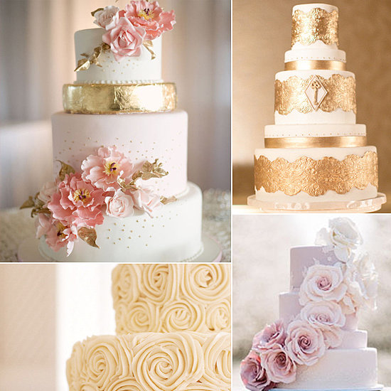 Wedding Cake Design Tips : Classic Wedding Cake Ideas POPSUGAR Food