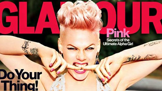 "Video: Pink — *NSYNC's ""Joey Fatone Was in Love With Me,"" and More Headlines!"