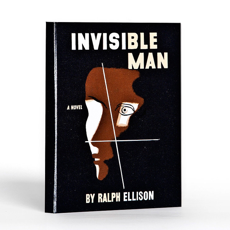 We have a feeling this striking Invisible Man iPad case ($50) will be a conversation starter.