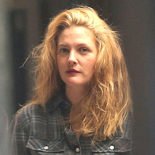 Drew Barrymore Blond Hair 2013