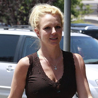 Britney Spears at the Gym | Photos