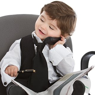 What Do Kids Think We Really Do at Work?