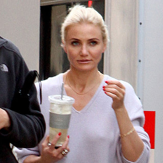 Cameron Diaz Filming The Other Woman | Photos