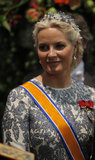 Crown Princess Mette-Marit of Norway was looking regal.