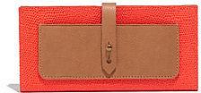 The checkbook wallet in lizardstamp