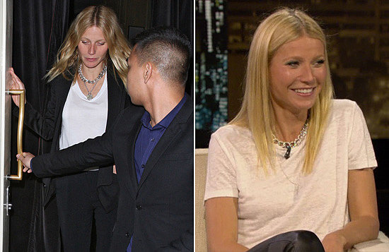 "Video: Gwyneth Paltrow's Love Advice? ""Do the Opposite!"" Plus, More Headlines"