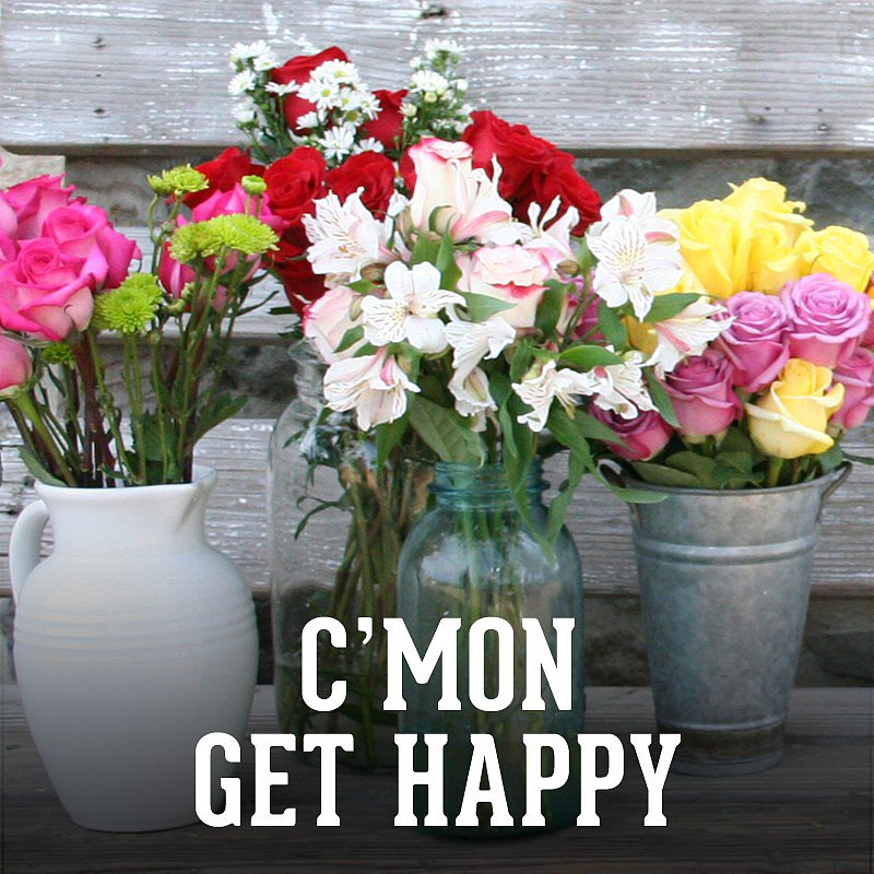 The only thing better than sending your mom flowers is sending your mom flowers every month. The Bouqs C'Mon Get Happy bouquet ($40 for a single bunch) is a fun, easy way to make sure Mom gets the prettiest blooms sent to her door as often as possible. It really is the gift that keeps on giving.