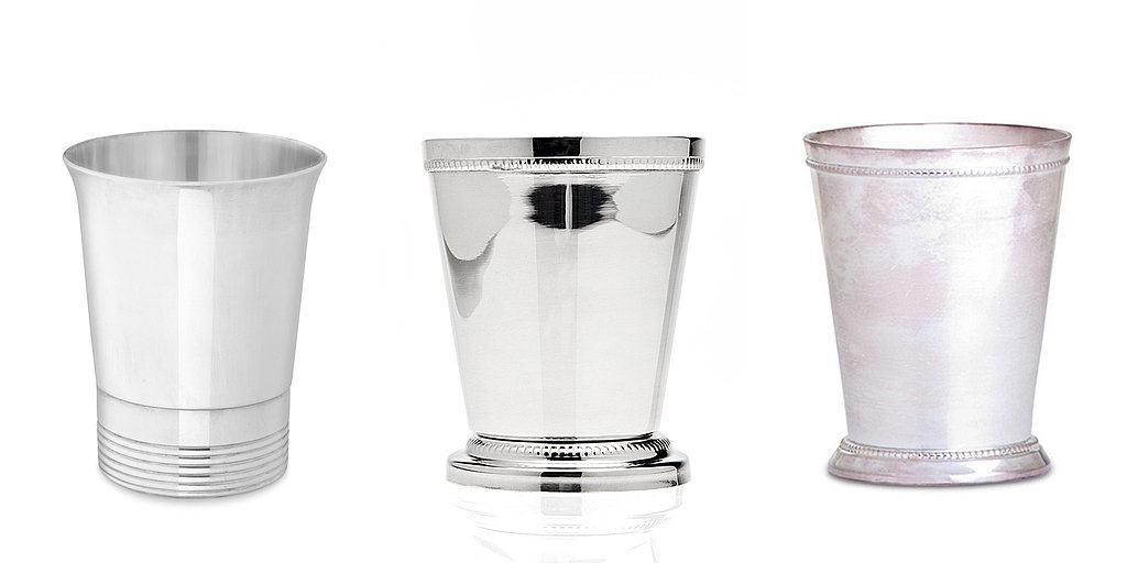 Jaunty Julep Cups to Toast Derby Day in Style