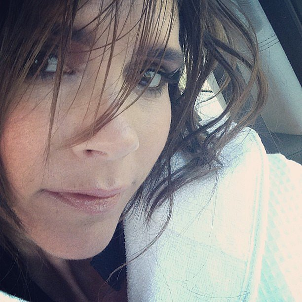 Victoria Beckham may have gotten a haircut. Source: Twitter user VictoriaBeckham