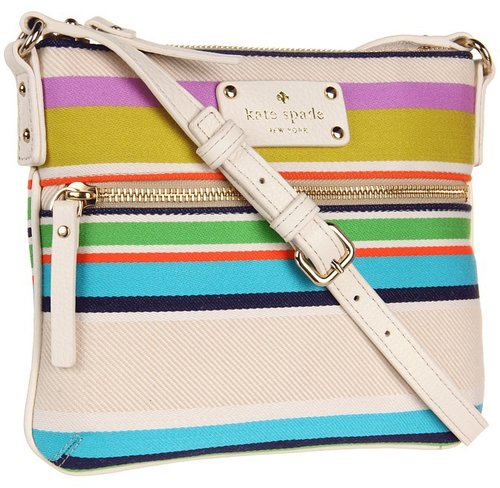 Kate Spade New York - Cobble Hill Tenley (Multi) - Bags and Luggage