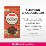 Alter Eco Quinoa Chocolate Bar
