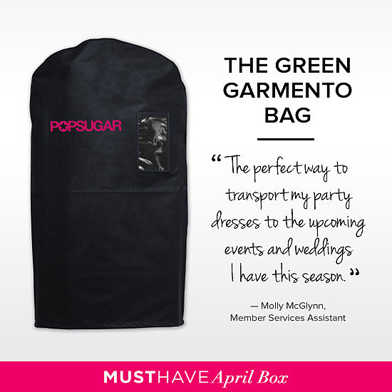 The Green Garmento Bag
