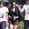 Kristen Stewart With Friends in LA | Pictures