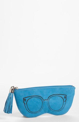 Rebecca Minkoff Leather Sunglasses Case