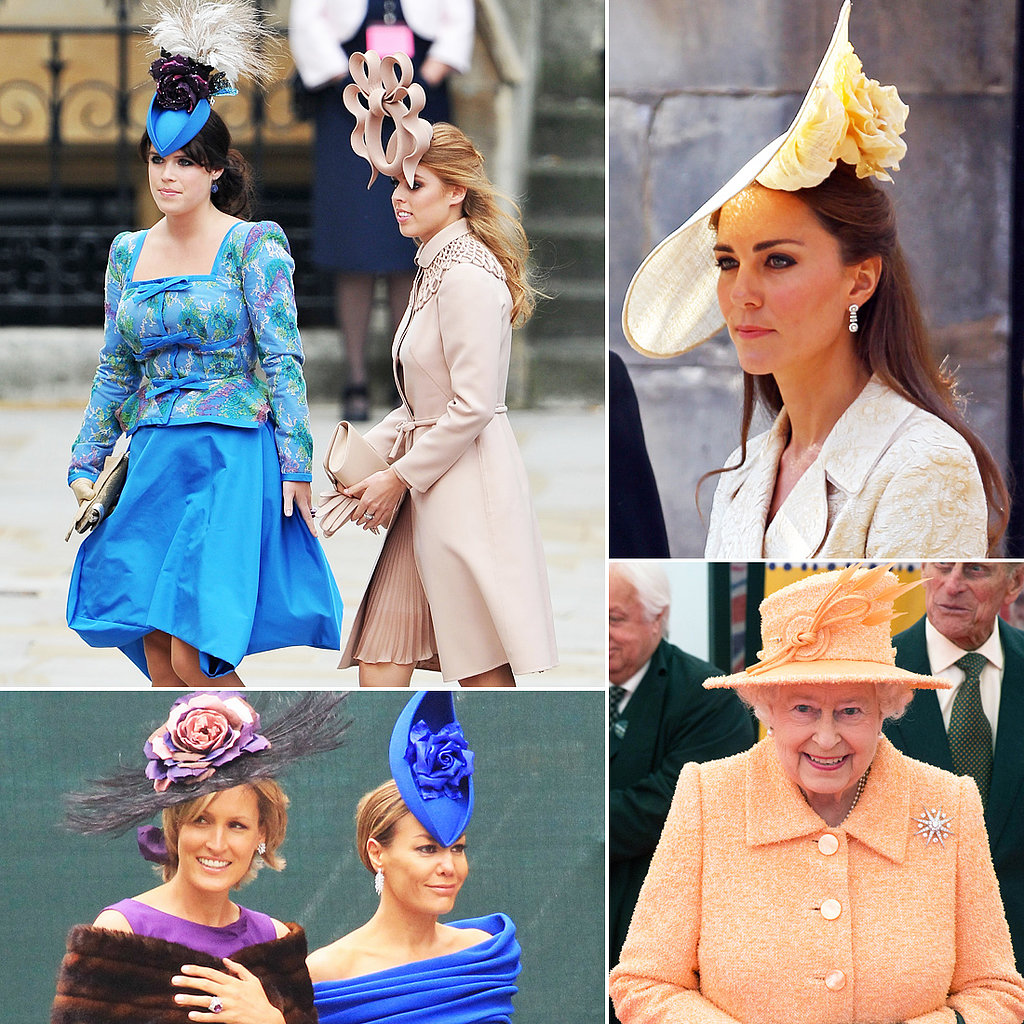Off to the Kentucky Derby! Let the Royals Inspire Your Hat Game