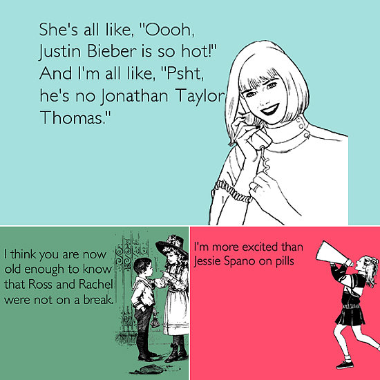 Booya! '90s-Themed Someecards