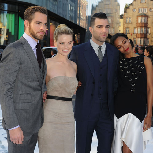 Star Trek Into Darkness London Premiere Pictures